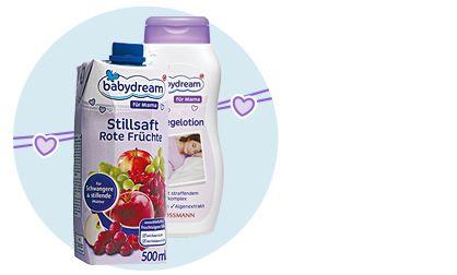 babydream Serie für mama