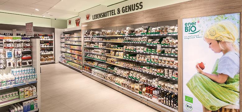 "ROSSMANN Sortiment ""Lebensmittel & Genuss"""