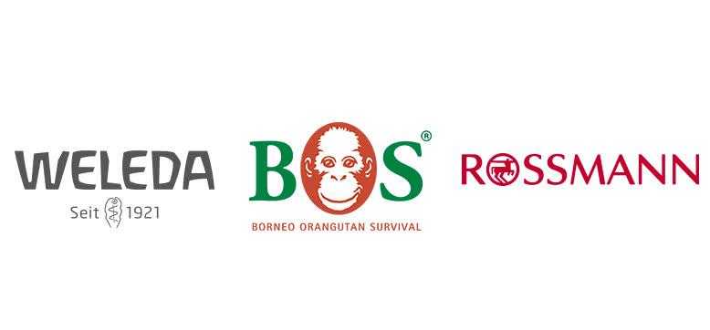 Als exklusiver Handelspartner unterstützt die Drogeriemarktkette Rossmann Weledas Engagement und informiert laufend über das Projekt.