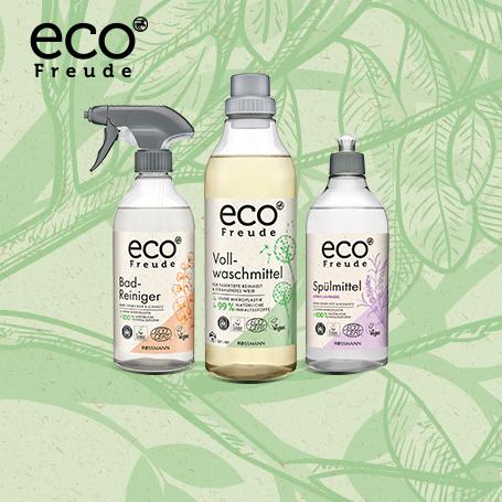 eco Freude vereint Qualitaet, Effizienz und Nachhaltigkeit