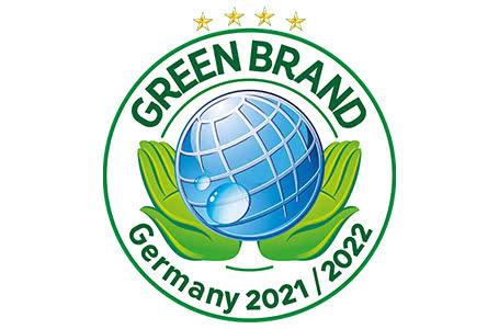 Green Brands Award 2021/2022