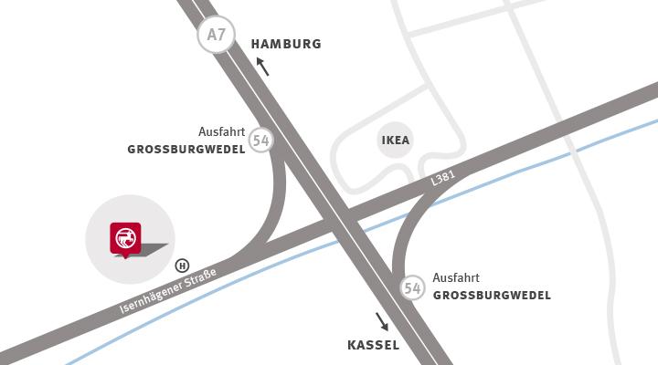 Zentrale Rossmann Unternehmen