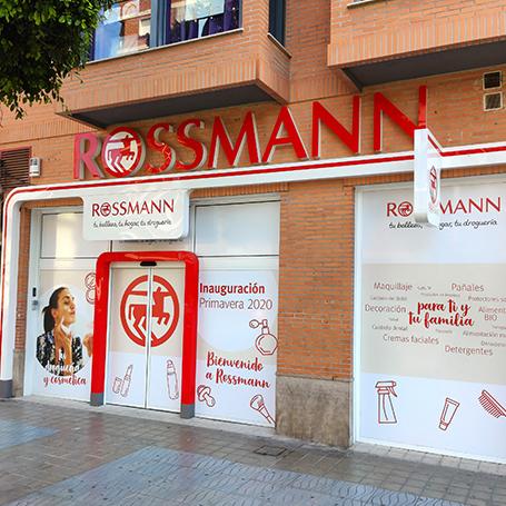 ROSSMANN: erste Filiale in Spanien