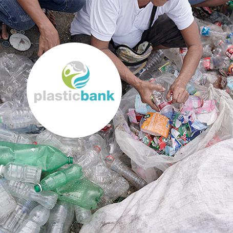 Kooperation Plastic Bank und ROSSMANN