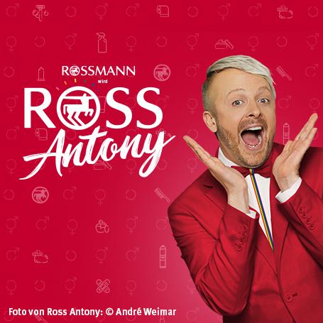 Aus ROSSMANN wird ROSSAntony