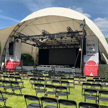 Hannover Concerts und ROSSMANN bringen im Sommer 2021 Livemusik zurück auf die Bühne.