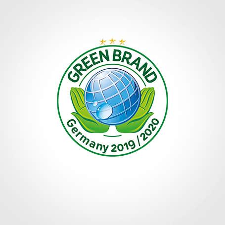 GREEN BRANDS-Award