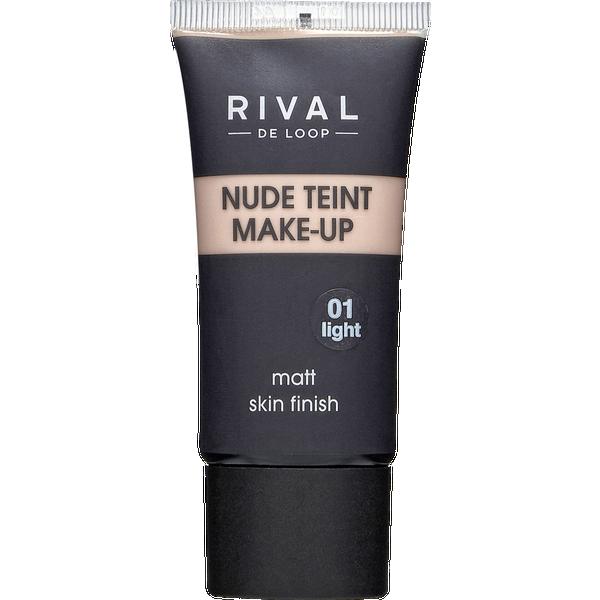 RIVAL DE LOOP Nude Teint Make-up 01 Light online kaufen