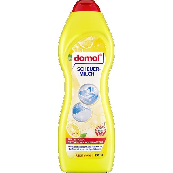 Scheuermilch Zitrone