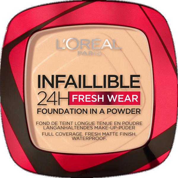L'Oréal Paris Infaillible 24H Fresh Wear Make-Up-Puder 40 Cashmere online kaufen | rossmann.de