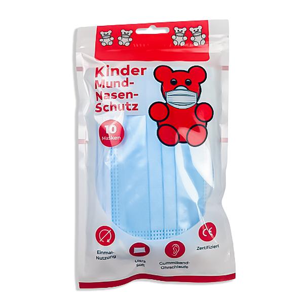 medizinischer Mund-Nasen-Schutz für Kinder   rossmann.de