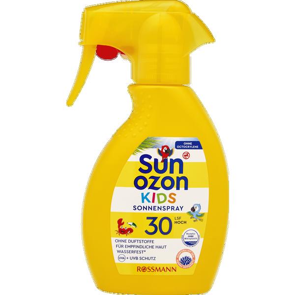 Sunozon Kids Sonnenspray LSF 30 online kaufen   rossmann.de